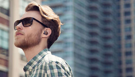 Voice-Controlled Earbuds