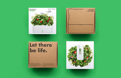 Convenience-Inspired Packaging