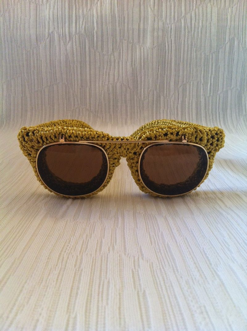 Chic Crocheted Sunnies