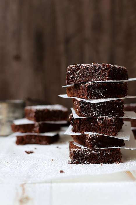 Boozy Beer Brownies