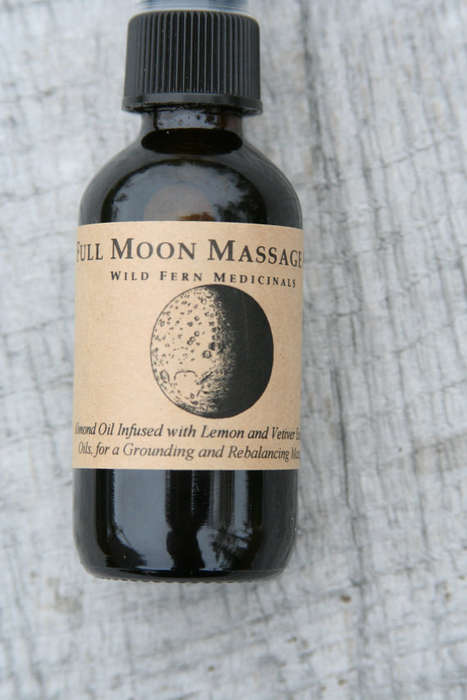 Occult Massaging Oils