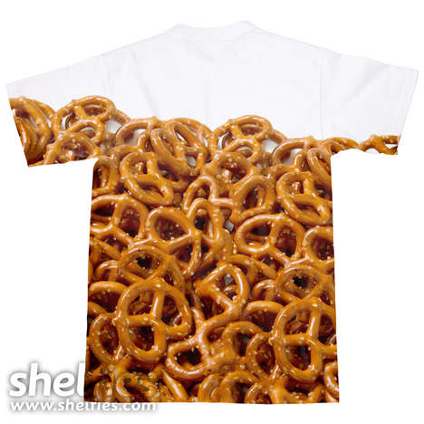 Snack-Obsessed T-Shirt Apparel
