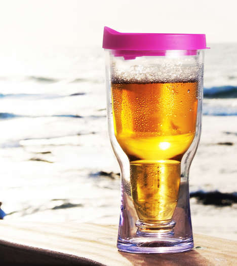 Portable Pint Glasses