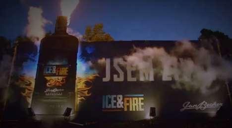 Interactive Flamethrowing Billboards