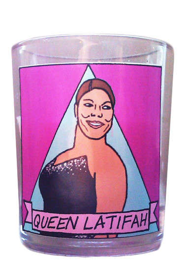 Idolized Celebrity Candles
