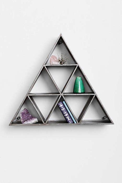 Stacked Pyramid Storage