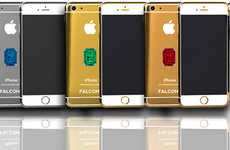 Golden Smartphone Cases