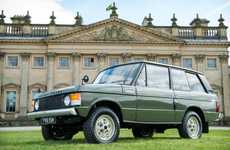 Pioneering Car Auctions - The Range Rover 001 Sold For $213,000.
