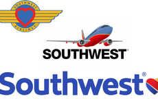 Hearty Airline Logo Makeovers - The New Southwest Airlines Logo Lets You Feel the Love