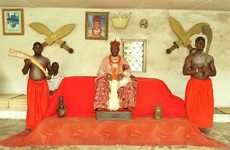 Nigerian Monarch Photography - George Osodi Explores African Royalty in His Latest Series