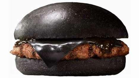 Bizarre Blackened Cheeseburgers