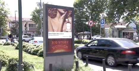 Intentionally Broken Billboards