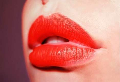 Photorealistic Lips Paintings (UPDATE)