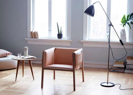 Draped Pocket Chairs