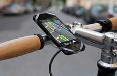 Universal Smartphone Bike Mounts