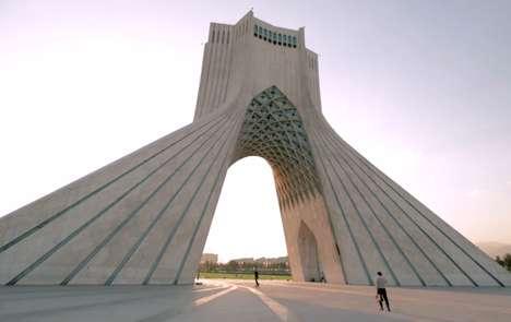 Persian Skateboarding Films