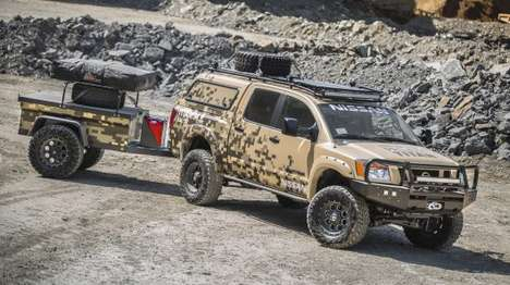 Crowdsourced Custom Trucks