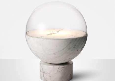 Marbled Orb Illuminators