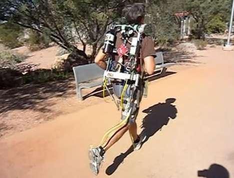 Lightweight Exoskeletons