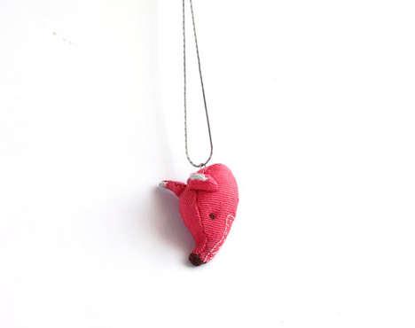 Woolen Fox Necklaces