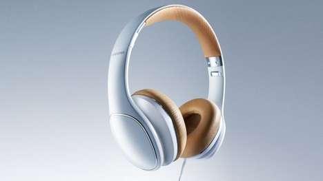 Minimalist Smart Headphones