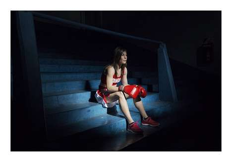 Inspirational Women Boxers - Claudia Gaudelli Challenges the Notion of the Male-Dominated Sport
