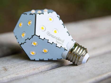 Bulbous Geometric Lights