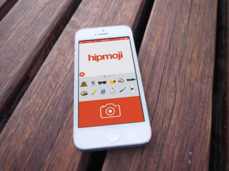 Hipster Texting Emoticons - The Hipmoji App Offers Texters Emojis Inspired by Pop Culture References