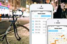 Data Driven Cyclist Apps - WeCycle Aims to Make Safer Cycling Happen in London By Tracking Journeys