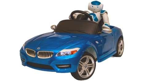 Mini Car-Driving Robots