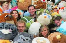 Giant Round Stuffed Animals