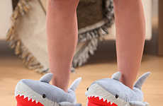 Fierce Shark Slippers