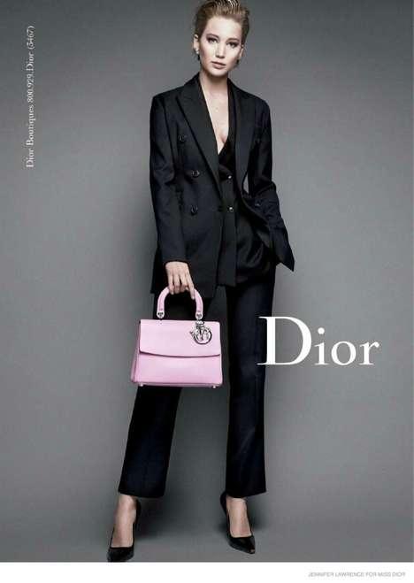 Elegantly Understated Fashion Ads