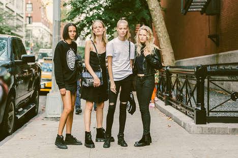 Urban Fashion Portraits