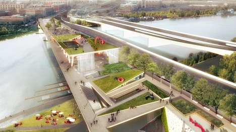 Elevated Urban Parks