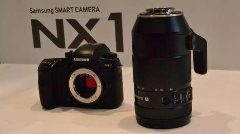 Mirrorless Pro Cameras