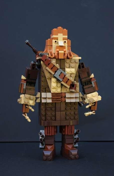 Fantasy LEGO Fellowships