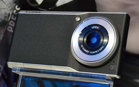 Smartphone-Camera Hybrids