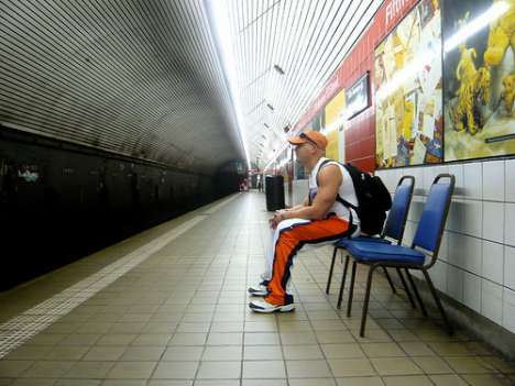 Subway Street Art