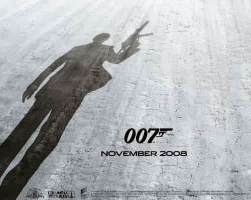25 James Bond Innovations for Quantum of Solace