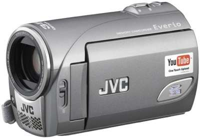 YouTube-Ready Camcorders - The JVC Everio Video Camera