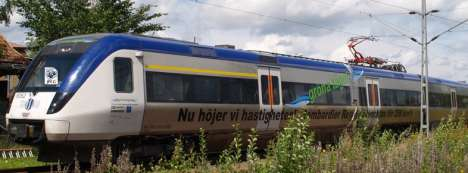Speedy Eco Trains