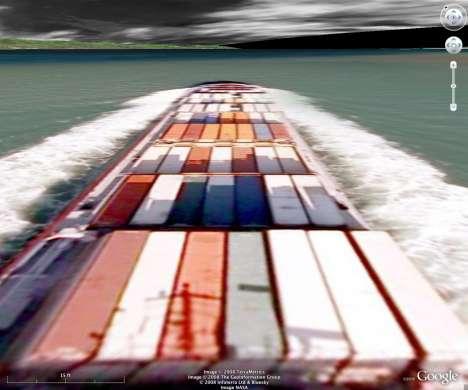 GPS-Tracked Globalization
