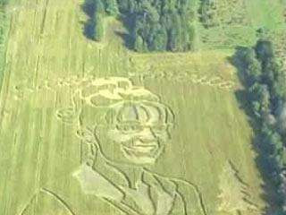 The Sarah Palin Corn Maze