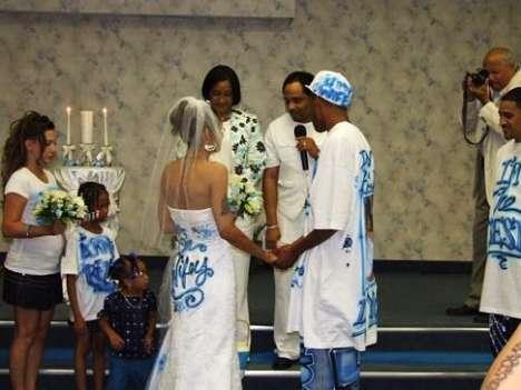 Boldly Bizarre Brides