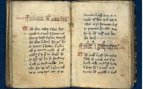 Digital Medieval Cookbooks