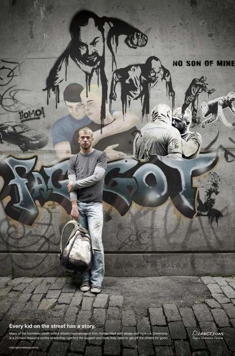 Graffitisements