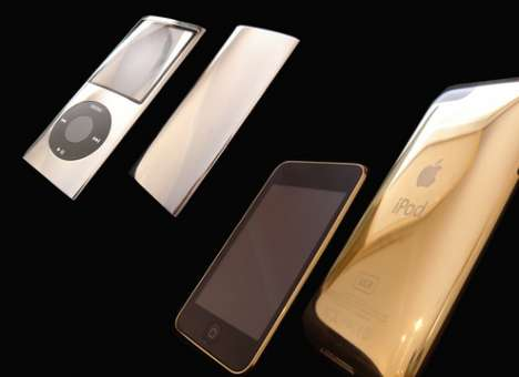 Gilded Gadgets