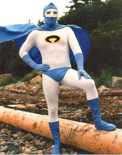 Environmental Superheroes