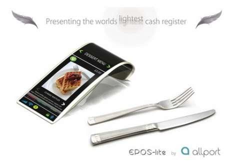 Touch-Screen Restaurant Registers